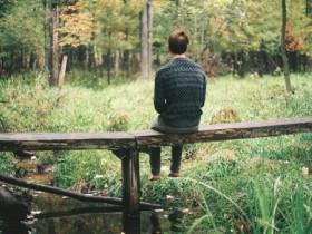 Если вы боитесь оставаться наедине с самим собой...